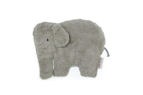 Kinderkissen Ole der Elefant mit Kirschkernfüllung