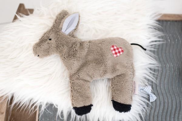 Schmuse-Knister-Tierchen Esel