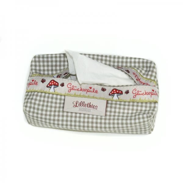 Taschentücher-Box
