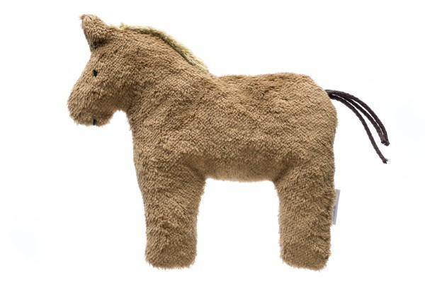Kinderkissen Holly das Pferd mit Traubenkernfüllung