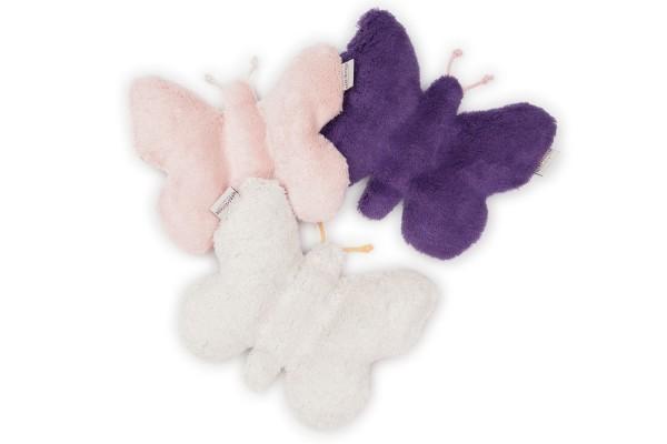 Kinderkissen Schmetterling Lilly mit Traubenkernfüllung