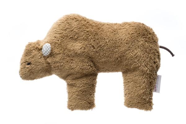 Kinderkissen Ben der Büffel mit Kirschkernfüllung