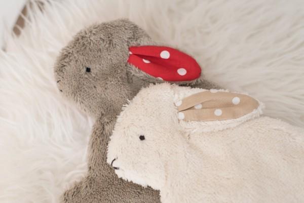 Schmuse-Knister-Tierchen Hase