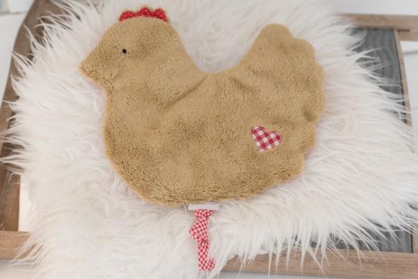 Schmuse-Knister-Tierchen Henne