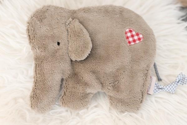 Schmuse-Knister-Tierchen Elefant