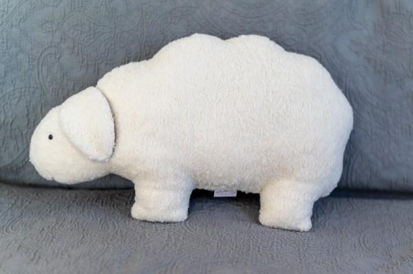 Schlaf - und Kuschelkissen Jette das Schaf