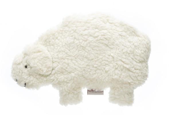 Kinderkissen Mette das Schaf mit Rapssamenfüllung