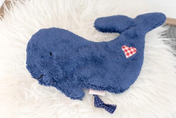 Schmuse-Knister-Tierchen Wal